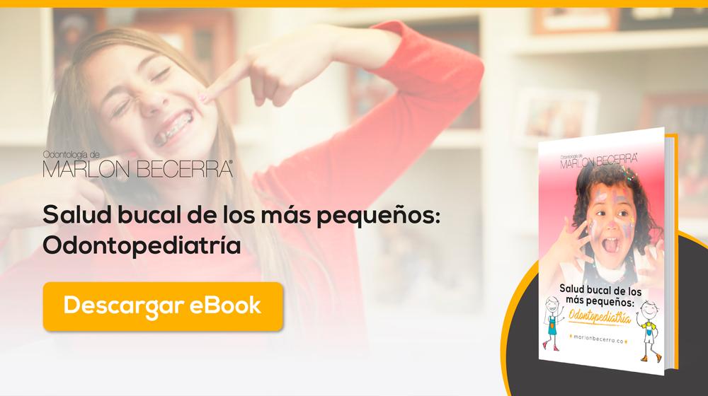 Salud bucal niños en Colombia